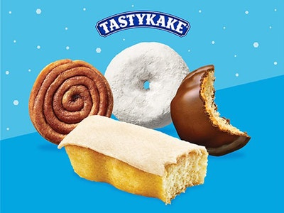 Tastykake Holiday Prize Pack & $500 Visa Gift Card!  sweepstakes