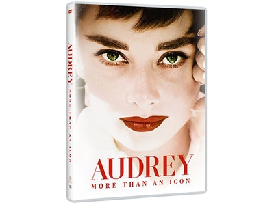 """WIN THE DEFINITIVE AUDREY HEPBURN DOCUMENTARY """"AUDREY"""" AND AUDREY HEPBURN PRIZE PACK sweepstakes"""
