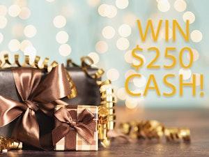 250 cash december