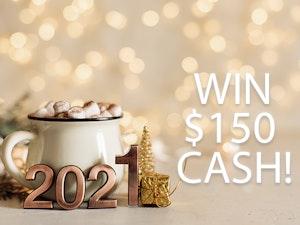150 cash jan