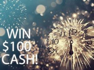 100 cash jan
