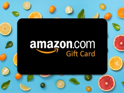 $50 Amazon Gift Card!  sweepstakes