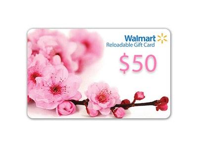 $50 Walmart Gift Card! sweepstakes