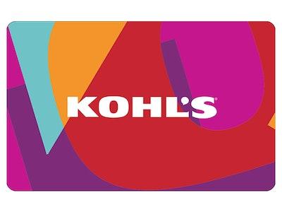 $50 Kohl's Gift Card! sweepstakes