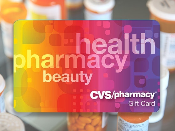 $50 CVS Gift Card sweepstakes