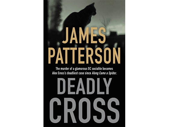 New James Patterson Thrillers! sweepstakes