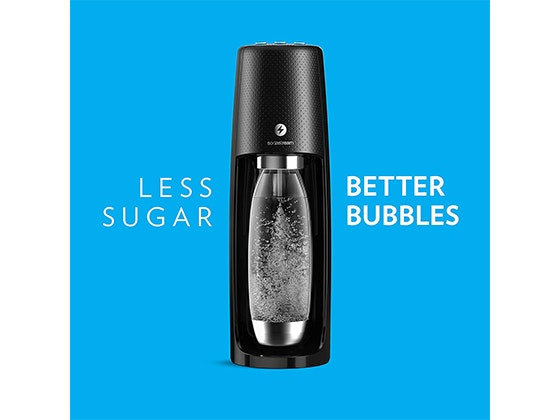 SodaStream Fizzi One Touch! sweepstakes