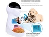 3L Pet Food Dispenser! sweepstakes