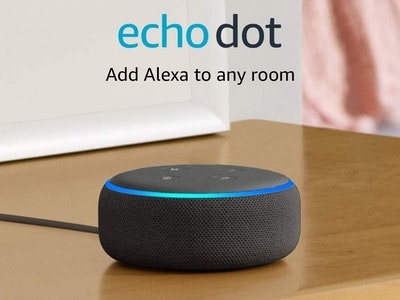 Amazon Echo Dot!  sweepstakes