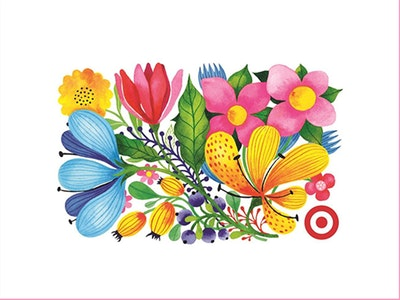 $50 Target Gift Card sweepstakes