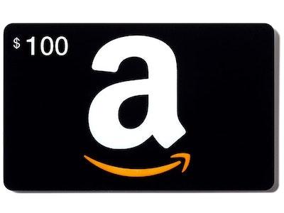 $100 Amazon Gift Card sweepstakes