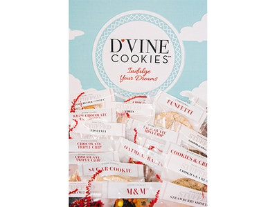 Gift Box from D'VINE Cookies! sweepstakes