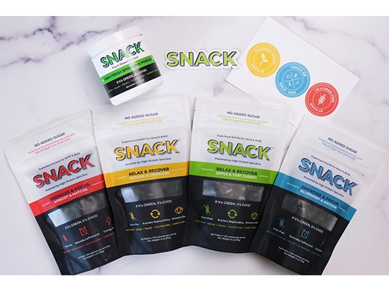 SNACK Bundle!  sweepstakes