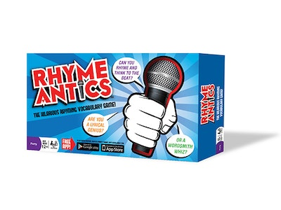 Rhyme Antics Game!  sweepstakes