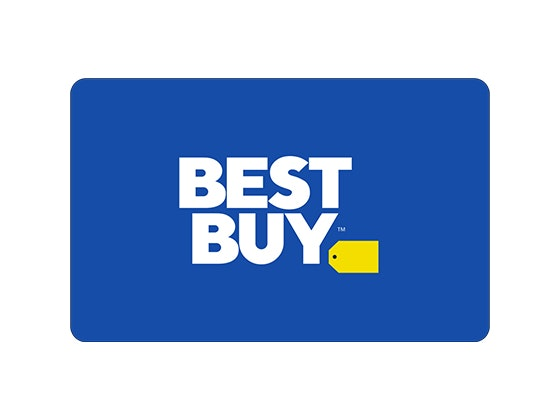 $100 Best Buy Gift Card! sweepstakes