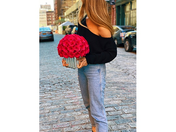 Roses from Rose Box NYC! sweepstakes
