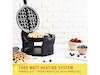 BELLA Classic Rotating Non-Stick Belgian Waffle Maker! sweepstakes