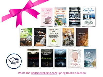 Bedside Reading Book Bundle! sweepstakes