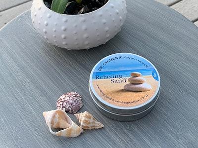 Dr. Calmer's Relaxing Sand Original Formula!  sweepstakes