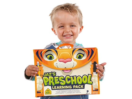 The Ultimate Preschool Bundle from School Zone! sweepstakes