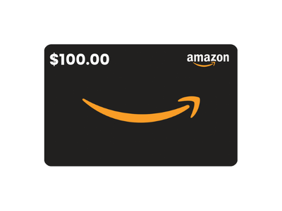$100.00 Amazon Gift Card! sweepstakes