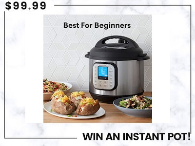 6 Quart Instant Pot Duo!  sweepstakes