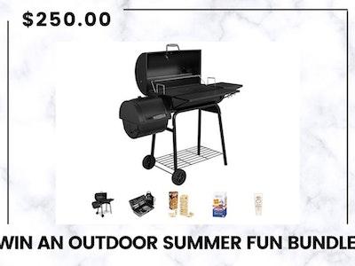 Outdoor Summer Fun Bundle!  sweepstakes