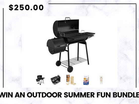 Outdoor Summer Fun Bundle!  sweepstakes