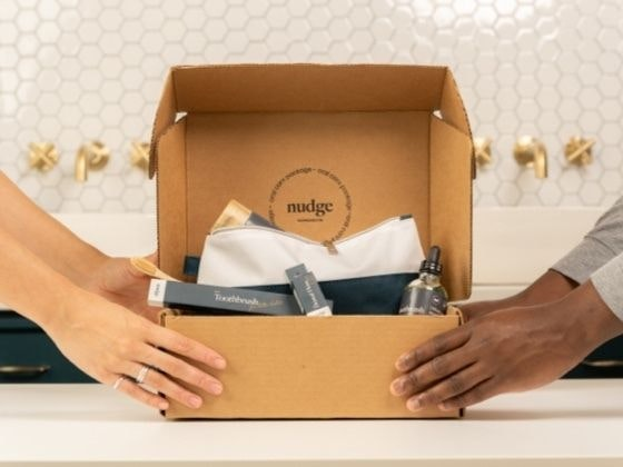 nudge™ The Sustainable Oral Care Subscription Boxes! sweepstakes