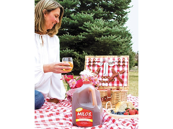 Milo's Tea 75th Anniversary Summer Giveaway! sweepstakes