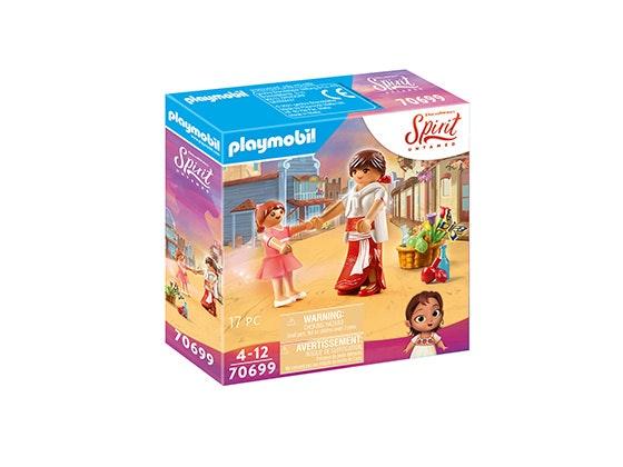 PLAYMOBIL Spirit Untamed playsets! sweepstakes