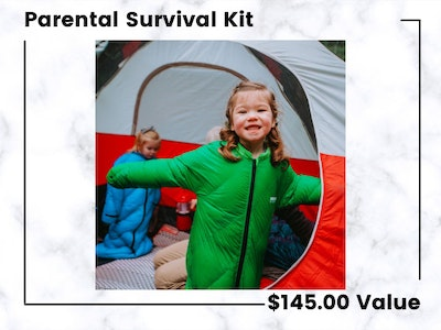 Win a Parental Survival Kit!  sweepstakes