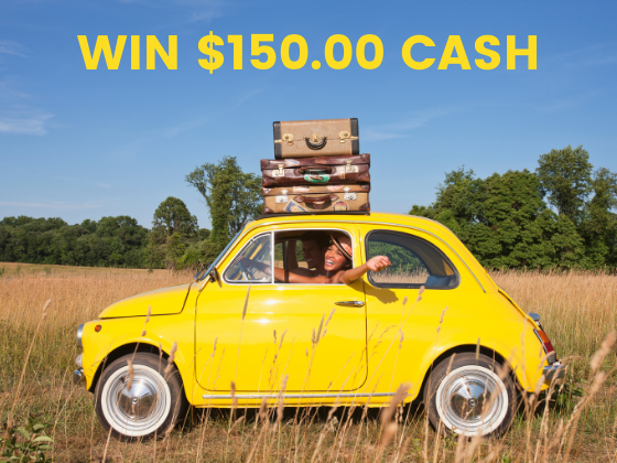 150.00 Cash!  sweepstakes