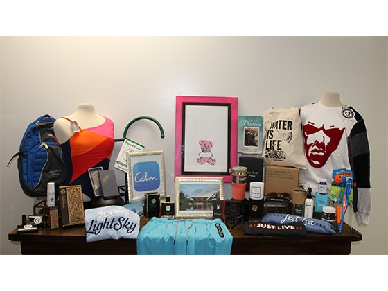 WIN AN ESPYS SWAG BAG FROM BACKSTAGE CREATIONS! sweepstakes