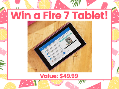Fire 7 Tablet! sweepstakes