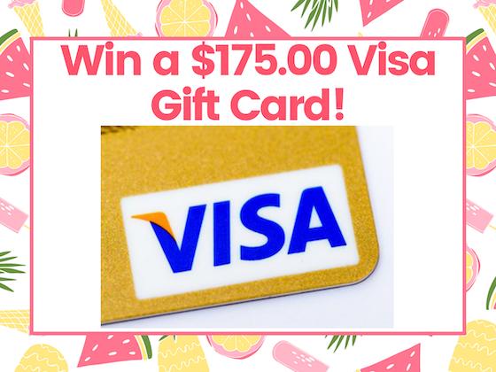 $175.00 Visa Gift Card! sweepstakes