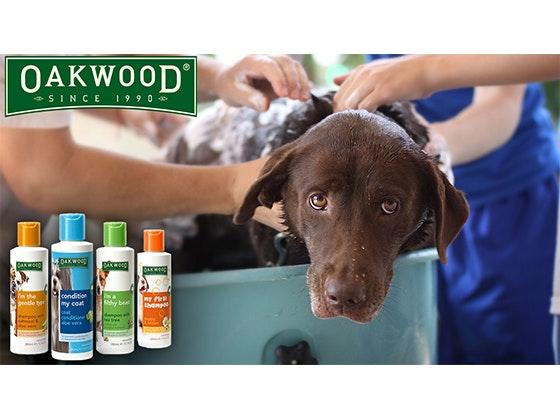 Pet Grooming Essentials from Oakwood! sweepstakes