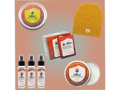 Outdoor Skin Essentials from Allez! sweepstakes