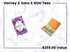 Teas From Harney & Sons & BOH!  sweepstakes