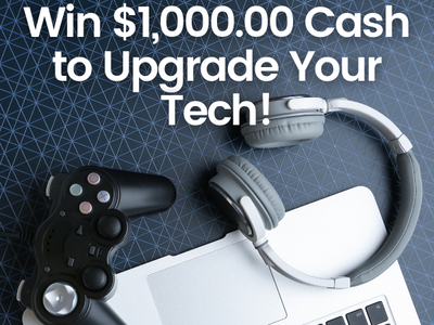 $1,000.00 Cash sweepstakes