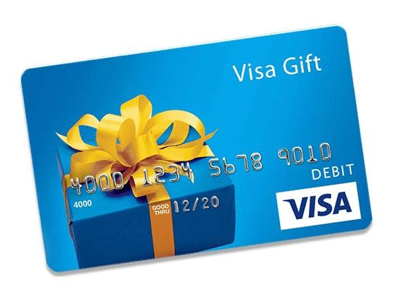 $150.00 Visa Gift Card! sweepstakes