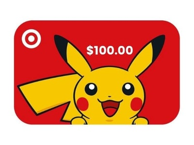 $100.00 Target Gift Card! sweepstakes