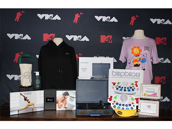 MTV VMA Swag Bag From Backstage Creations! sweepstakes