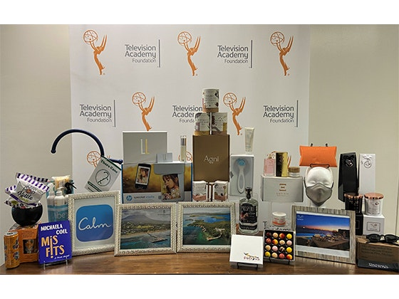 Emmy Swag Bag From Backstage Creations! sweepstakes