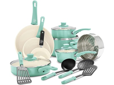 GreenLife Soft Grip Ceramic Cookware!  sweepstakes