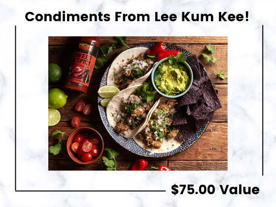 Premium Condiment Bundle From Lee Kum Kee! sweepstakes