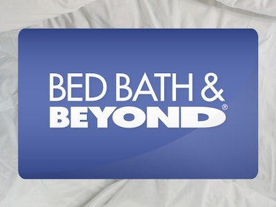 $100 Bed Bath & Beyond Gift Card!  sweepstakes