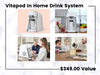 Vitapod In Home Drink System!  sweepstakes