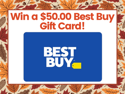 $50.00 Best Buy Gift Card!  sweepstakes