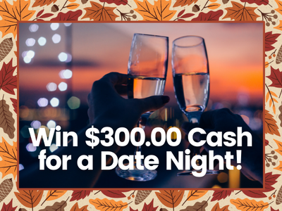 $300.00 Cash! sweepstakes